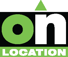 On Location Retina Logo