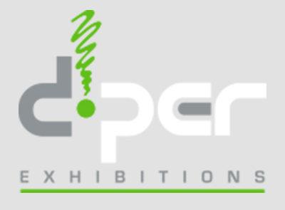 Diper Exhibitions