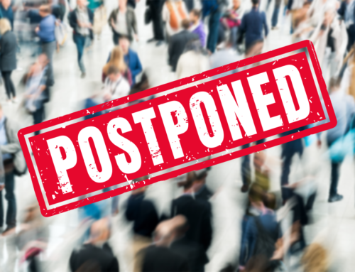 COVID-19 Postponed Trade Show Dates